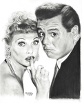 Lucy and Desi by marmicminipark