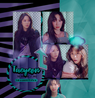 Pack Png 276 | SNSD | Taeyeon | #12 by IDreamWithFire