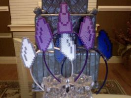 Perler My Little Pony Unicorn Cosplay Headbands by Perler-Pony