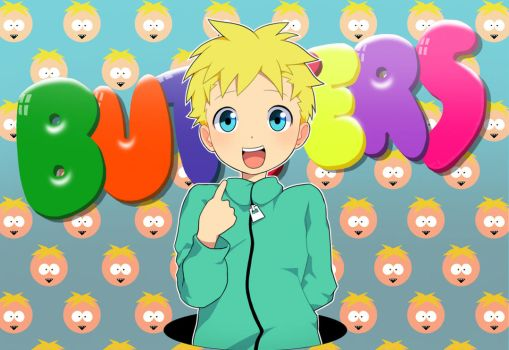 Butters by NOEYEBROW
