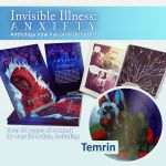 [Kickstarter] Invisible Illness Anthology: Anxiety by Temrin