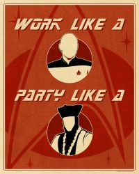 Work Like A Captain by LandonLArmstrong
