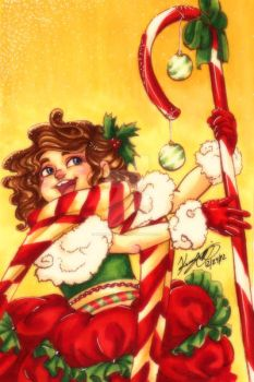 Candy Cane by Kerrie-Jenkins