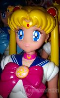 Sailor Moon Excellet Model Toy Figure by onsenmochi