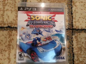 Sonic and All-Stars Racing Transformed by Just-Call-Me-Sonic
