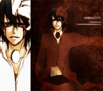 Kiriban7777 ::Ulquiorra_Bleach by zefiar