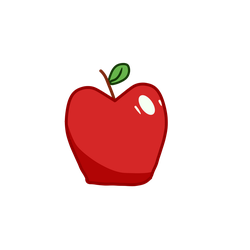 Apple by Legally-Vic