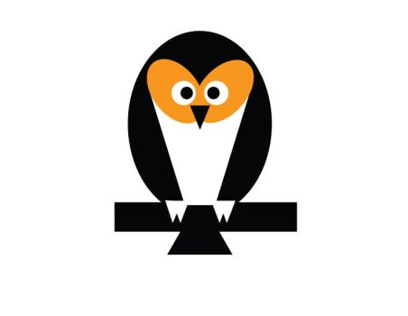 Really Simple Owl Vector - Learning by hurdurivan