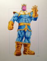 Thanos Original by hawk5
