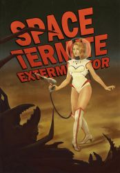 Space Termite Exterminator by NightWish666