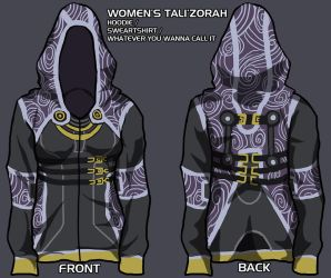 tali hoodie - give me your input! by lupodirosso