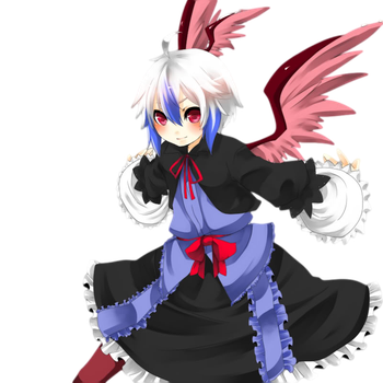 Touhou Tokiko PNG by AwesomePopularGirl