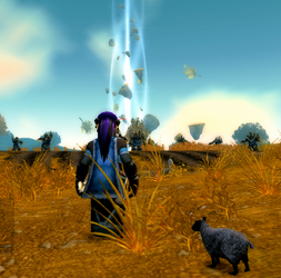 Storm in Westfall by SpellboundFox