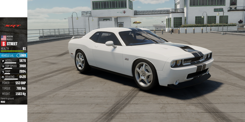 The Crew Dodge Challenger Setup by thetnknownbrony