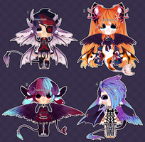 Bellfae Auction (CLOSED) by Kariosa-Adopts