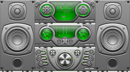 Winamp Media Tower v1.1.4 by ariszlo