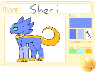 Sheri Approval by IronSlate