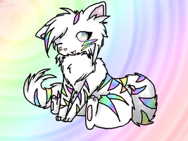 Crystalclaw by NoClueSoItsSyrria