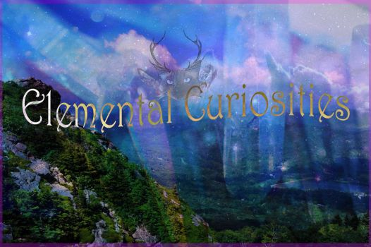 Elemental Curiosities Banner 2 by SammanthaAus