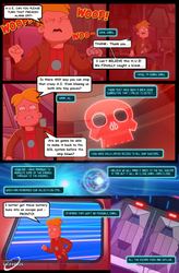 Final Space comic strip (Page 19)
