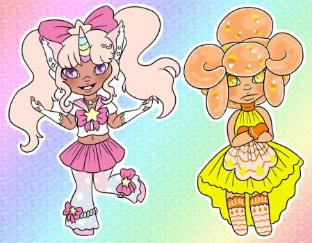 Sweetness and Spice by Prismativity