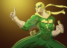 iron fist by 585