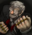 Gravity Falls Bare-knuckle Stan by jameson9101322