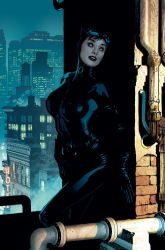Catwoman 48 by AdamHughes