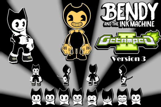 .:GETAMPED 2:. (Bendy and the Ink Machine) Bendy 3 by Implosion-Explosion