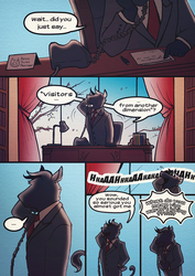 Medea Complex | Pg 9 by Domisea