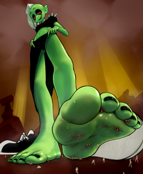 lord dominator crush :commission by fooooly