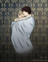 The Sheet and Johnlock by WolframD