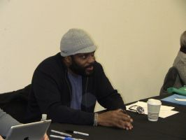 Chad Coleman by EgonEagle