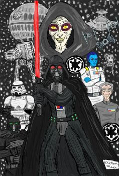 Reign of the Empire by TheRavensBastard39