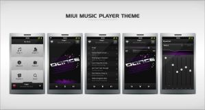 MIUI Music Player by Krokiart