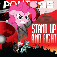 Ponisas - Stand Up And Fight by Icaron