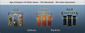 Age of Empires III - Icons by Crussong