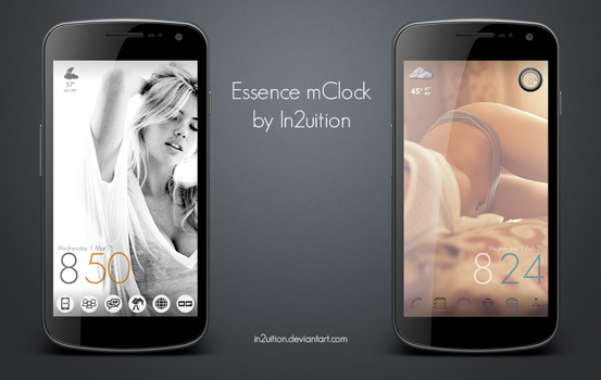 Essence mClock by In2uition