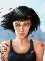 Have Faith, Mirror's Edge by De-eS