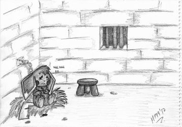 sketchmission - Trapped by circumstances by mamei799
