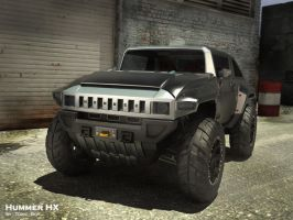 Hummer HX 3D car by ToxicBoy-3D