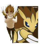 Sandslash. by ShonenAzer