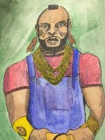 Mr. T by GentlestGiant