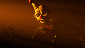 Ennard (SFM FNAF) by TheSitciXD