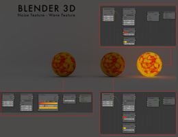 Blender3D noise wave texture by anul147
