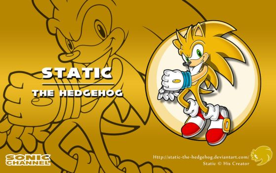 Sonic Channel: Static by Fuzon-S