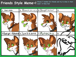 style meme by Chargay