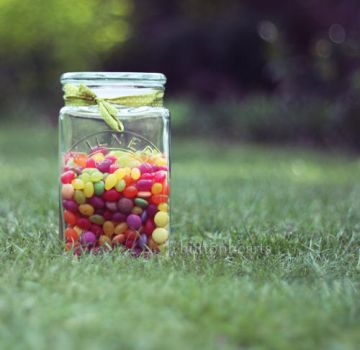 the jellybean jar by chpsauce