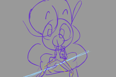 Bo Staff Person (animation wip) by WhisterWhy