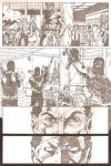 Silver Lining Page 1 Pencils by kameleon84
